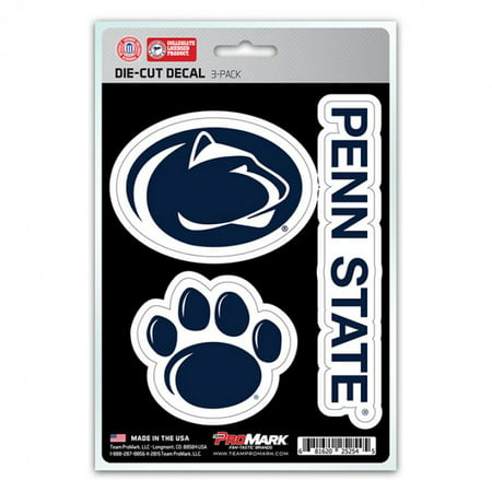 Penn State Nittany Lions Team Decal Set - image 1 de 1