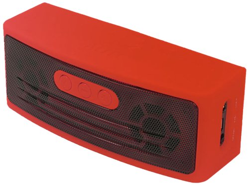 Altec Lansing iMW545-RED Soundblade Bluetooth Speaker, Red by Sakar International%2C Inc.
