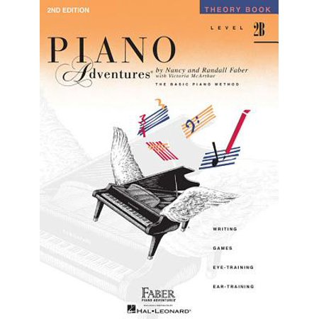 Level 2b - Theory Book : Piano Adventures (Bastien Piano Level One Theory)