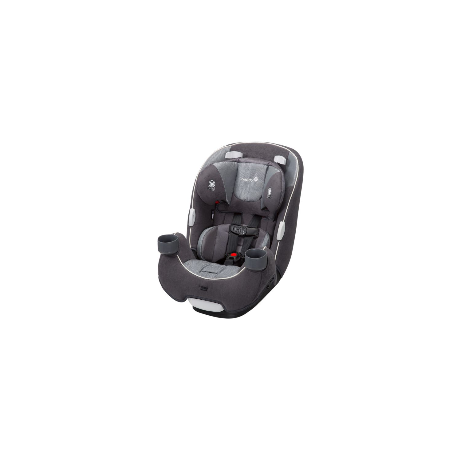 Safety 1st Ever-Fit 3-in-1 Convertible Car Seat, Taggart - Walmart.com