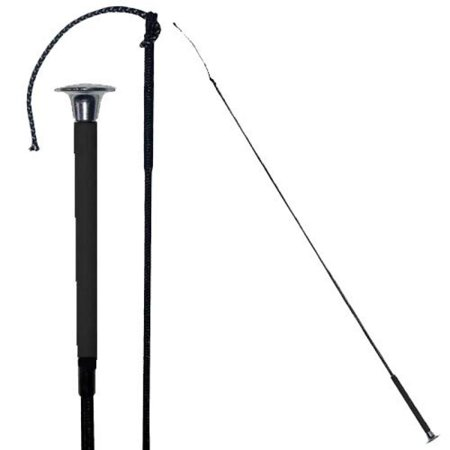 Intrepid International Capped Equestrian Dressage Whip