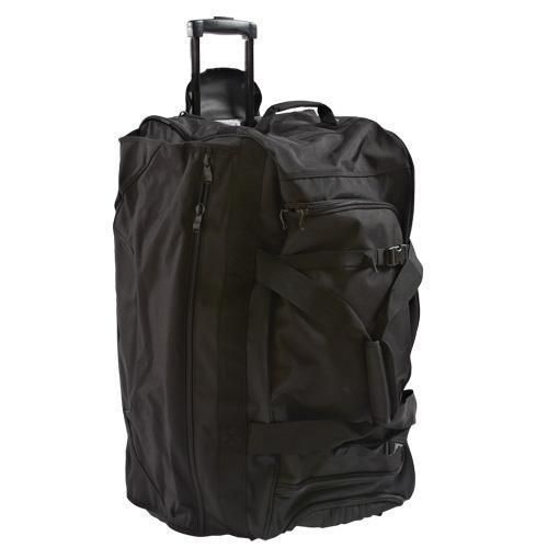 Team Wheel Tennis Bag Black