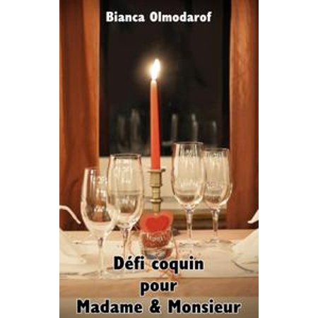 Défi coquin pour Madame & Monsieur - eBook - Monsieur Et Madame Halloween