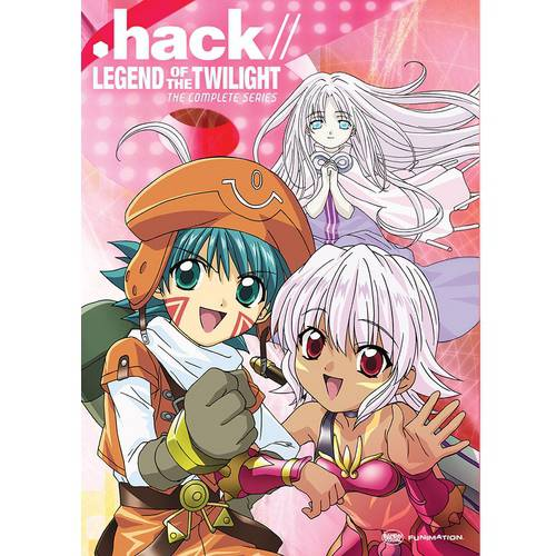 .hack// Legend Of The Twilight: The Complete Series