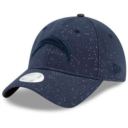 UPC 193647842680 product image for Los Angeles Chargers New Era Women's Sparkle 9TWENTY Adjustable Hat - Navy - OSF | upcitemdb.com