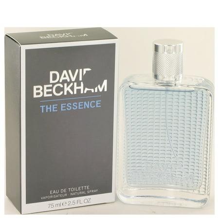 David Beckham David Beckham Essence Eau De Toilette Spray for Men 2.5 oz