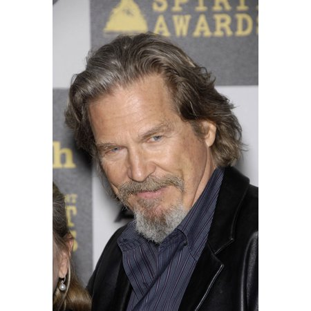 Jeff Bridges In Attendance For 25Th Film Independent Spirit Awards Event Deck At Nokia Theatre LA Live Los Angeles Ca March 5 2010 Photo By Michael GermanaEverett Collection Celebrity