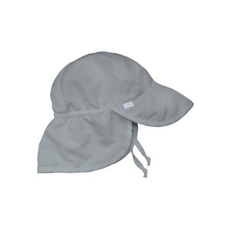 aa8d6ddbb i play. Flap Sun Protection Hat-Gray-0/6mo