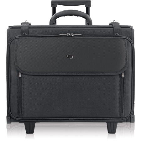 Solo, USLB1514, US Luggage Ballilstic Nylon Mobile Office, 1,