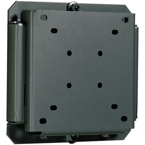 "Universal 10""-24 Flat Wall Mounts (Black)"