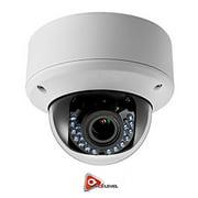 LTS, Surveillance Camera, CMHD3423D-Z, Platinum HD-TVI Varifocal Motorized Dome Camera 2.1MP