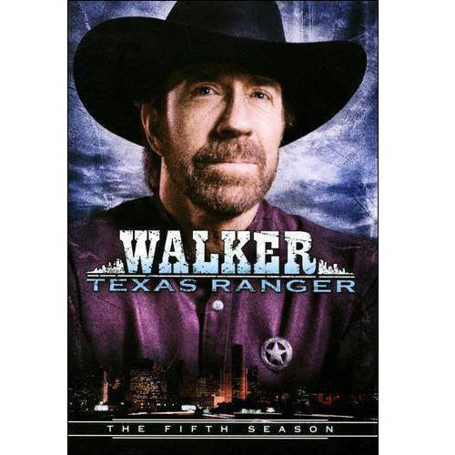 Walker, Texas Ranger: The Fifth Season (Full Frame)