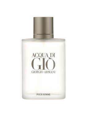 Giorgio Armani Acqua Di Gio Eau de Toilette Spray, Cologne for Men, 3.4 Oz