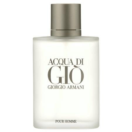 Giorgio Armani Acqua Di Gio Eau de Toilette Spray, Cologne for Men, 3.4