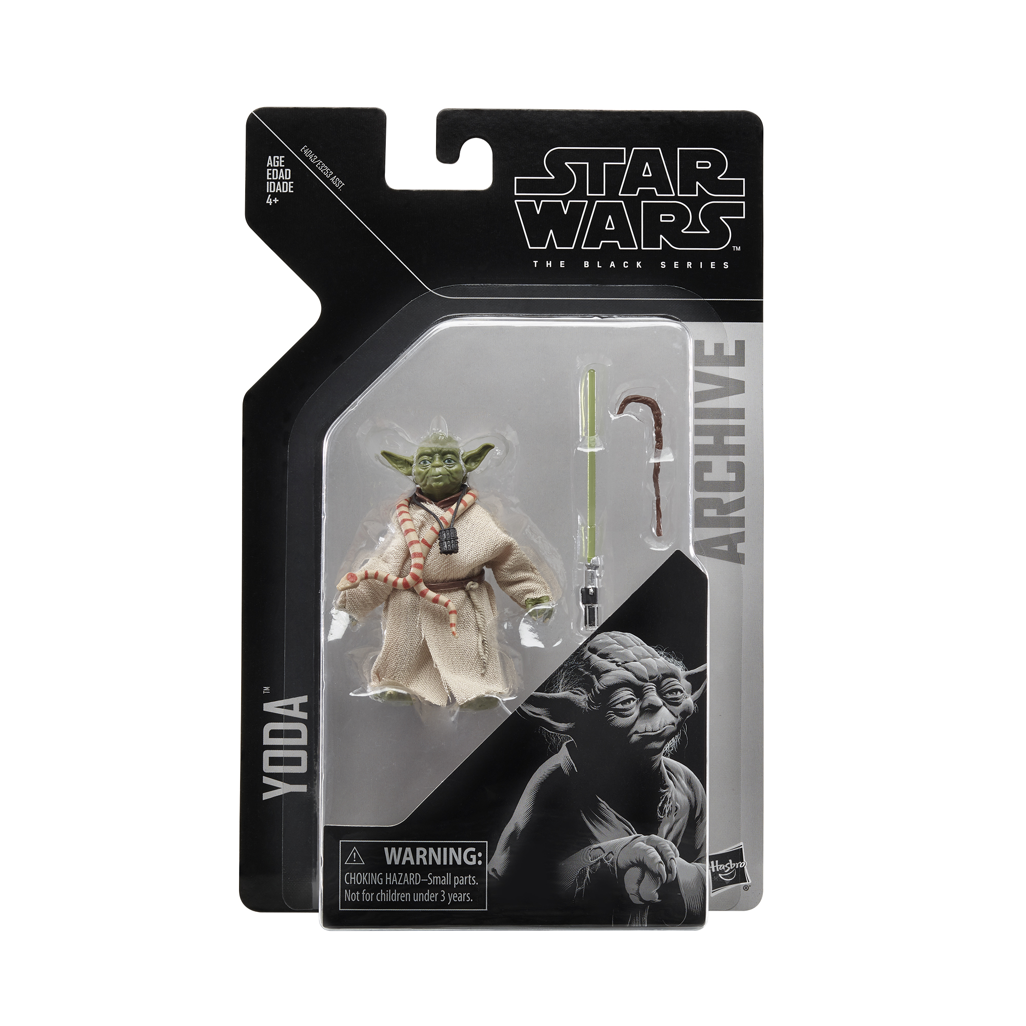 Star Wars The Black Series: Archive Yoda 6-Inch Scale Figure