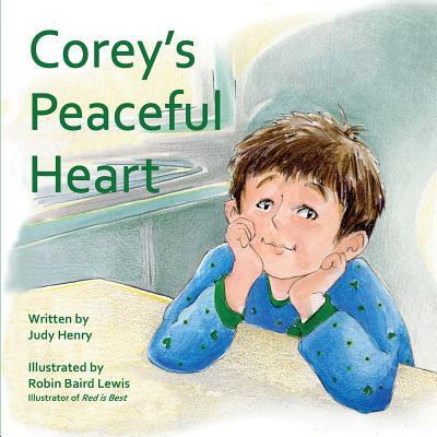 Corey's Peaceful Heart (Maud Lewis The Heart On The Door)
