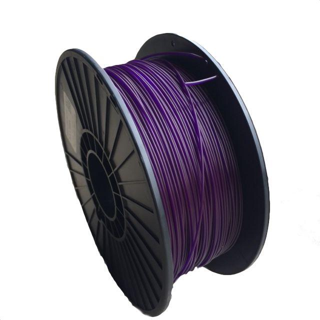 Bison3D Universal PLA 3D Filament, 1.75mm, 1kg/roll, purple