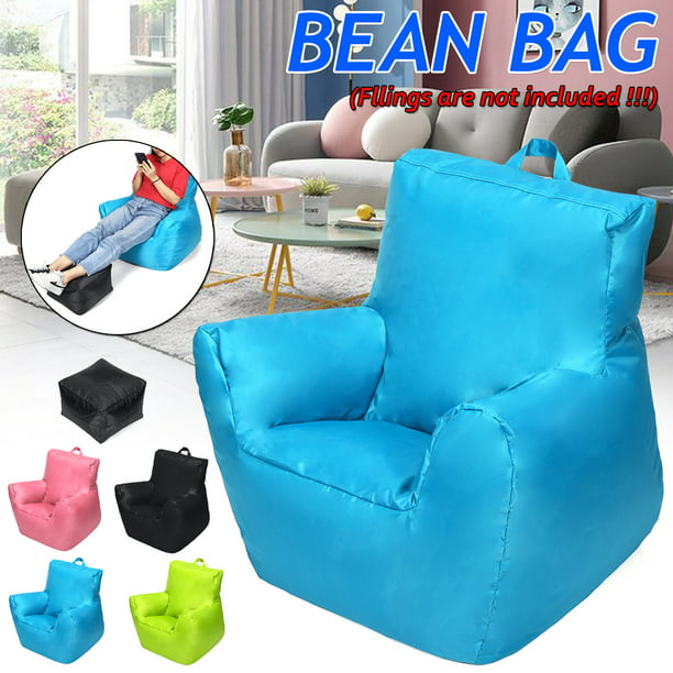 Lazy Inflatable Air Bed Lounger Couch Chair Sofa Bag Bean Bag Hangout for Indoor Outdoor Garden Kid Adult Christmas Gift