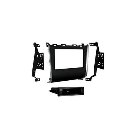 - Metra 99-7626HG Nissan Pathfinder Single or Double DIN Dash Kit
