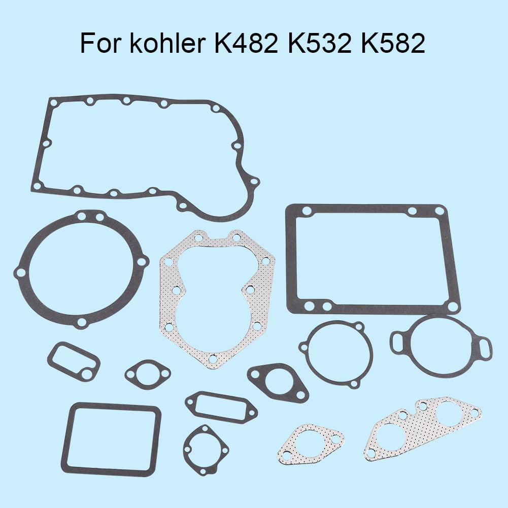 Dilwe Replacement Engine Gaskets Repair Kit Replaces For Kohler K482 I5 Diagram K532 K582 Gasket