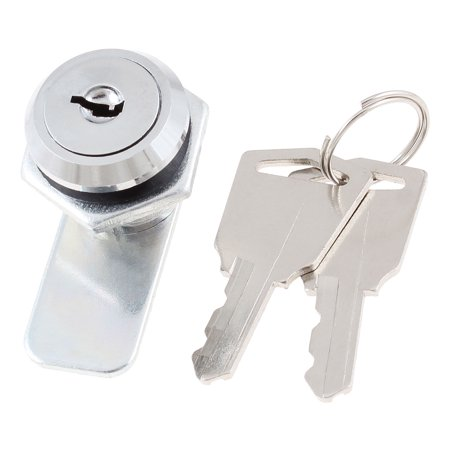 Hex Nut Cabinet (Hex Nut 17mm Male Thread Mounted Security Panel Lock for Mailbox)