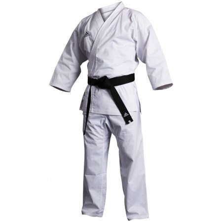 Karate Fighter (adidas Karate Fighter Gi, WKF Martial Arts Uniform)