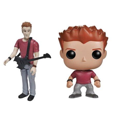Buffy the Vampire Slayer Oz POP & ReAction Figure Bundle