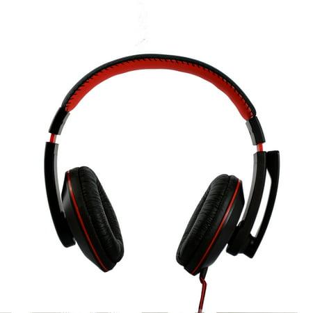 Connector Circumaural Headphone - Viotek Vt849 Headphone - Stereo - Mini-phone - Wired - 32 Ohm - 20 Hz 20 Khz - Over-the-head - Binaural - Circumaural (154659)