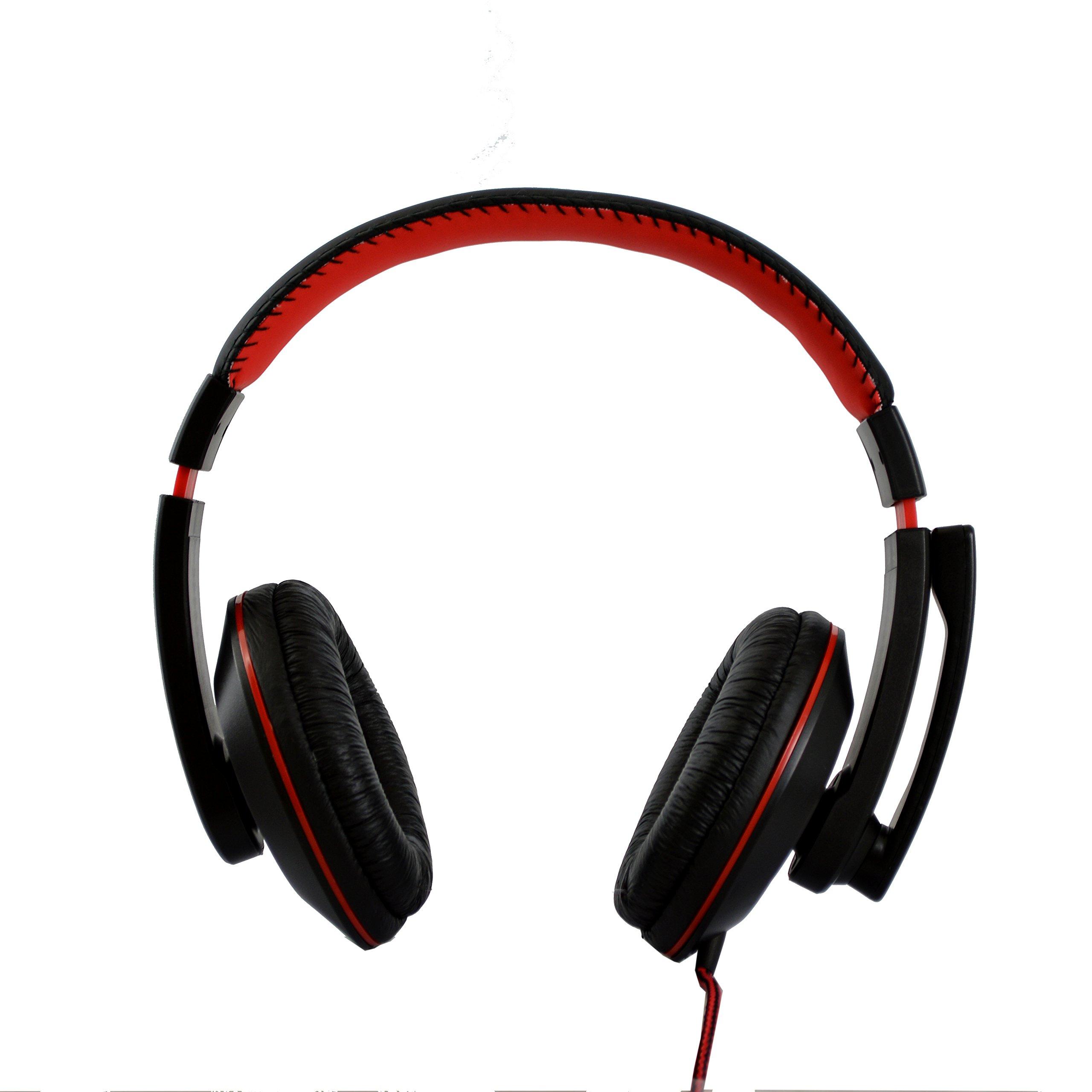 Viotek Vt849 Headphone - Stereo - Mini-phone - Wired - 32 Ohm - 20 Hz 20 Khz - Over-the-head - Binaural - Circumaural (154659)