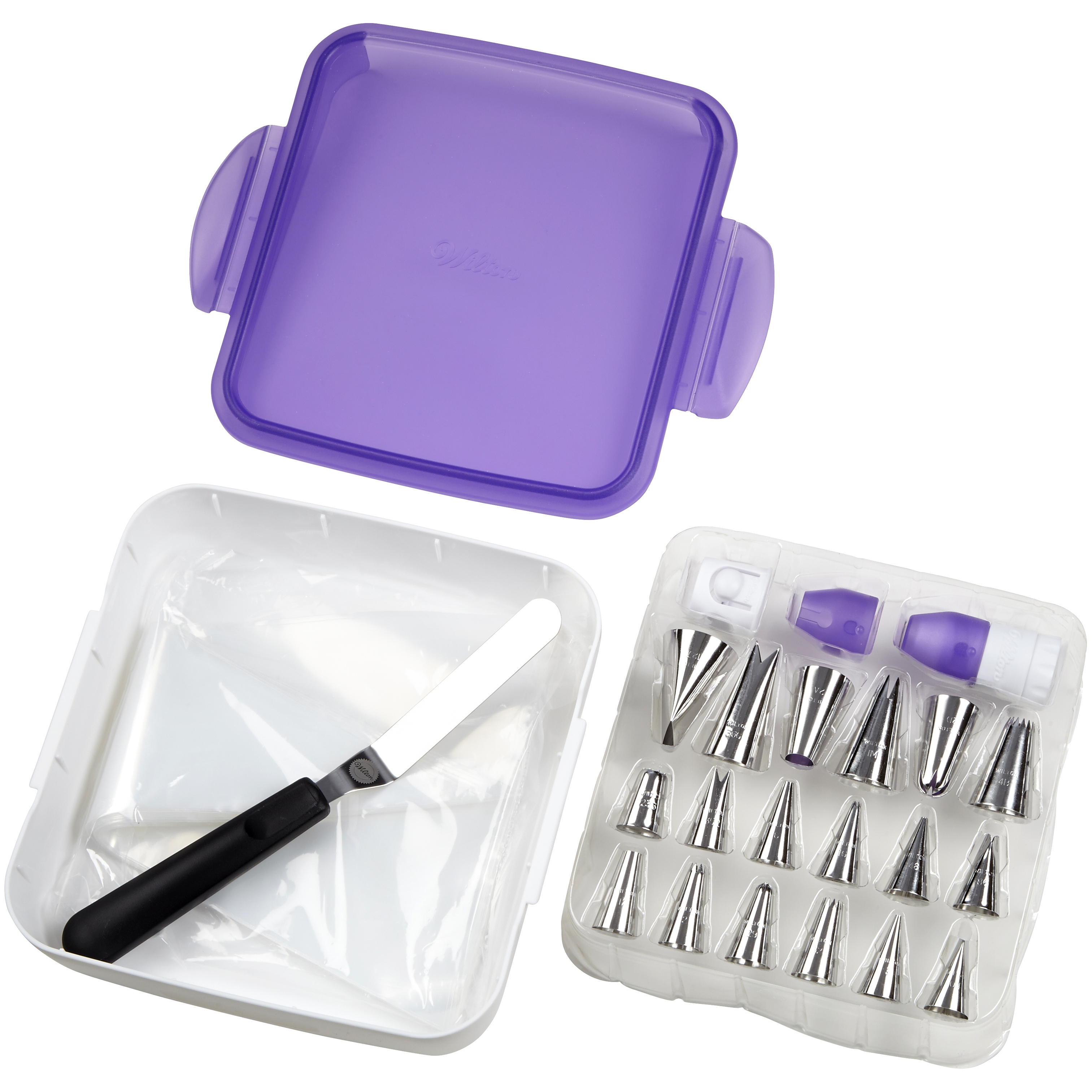 Wilton Deluxe Cake Decorating Set, 46-Piece