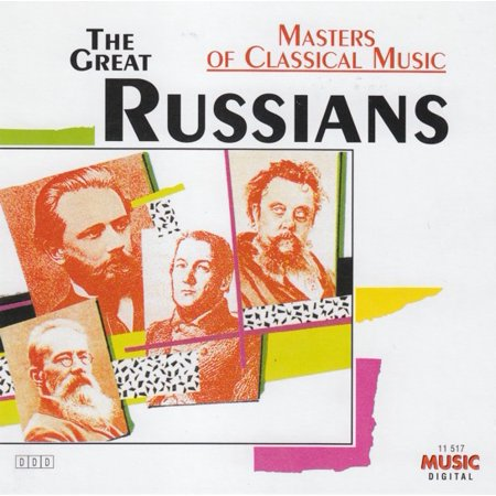 Masters of Classical Music: The Great Russians