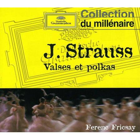 Strauss J: Waltzes & Polkas (CD) (Digi-Pak)