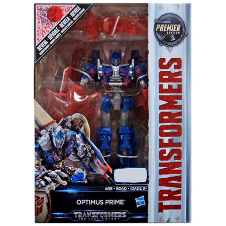 Transformers The Last Knight Optimus Prime Action (Transformers The Last Knight Optimus Prime Kills Bumblebee)