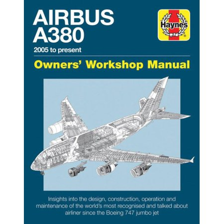 Airbus A380 Owners Workshop Manual   2005 To Present