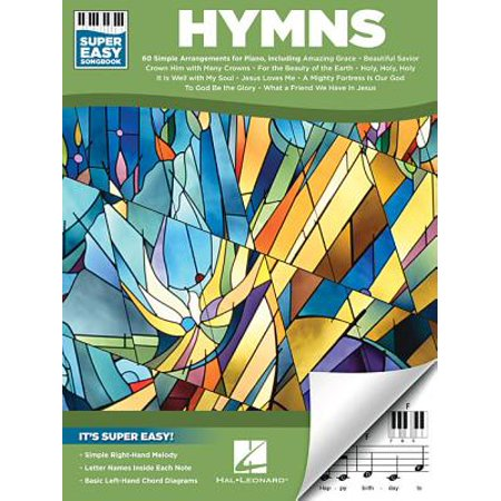 Hymns - Super Easy Songbook