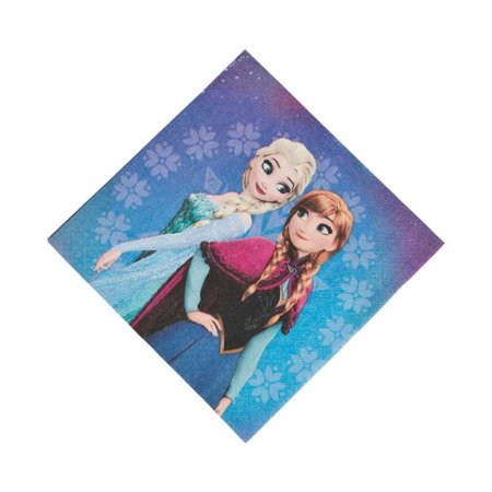 Disney® Frozen Magic Luncheon Napkins - Frozen Napkins