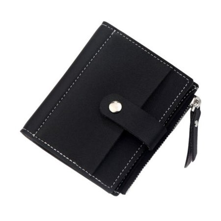 Women Ladies Short Wallet Coin Purse Pocket Organizer Small Credit Card Holder (Brighton Organizer Wallet)