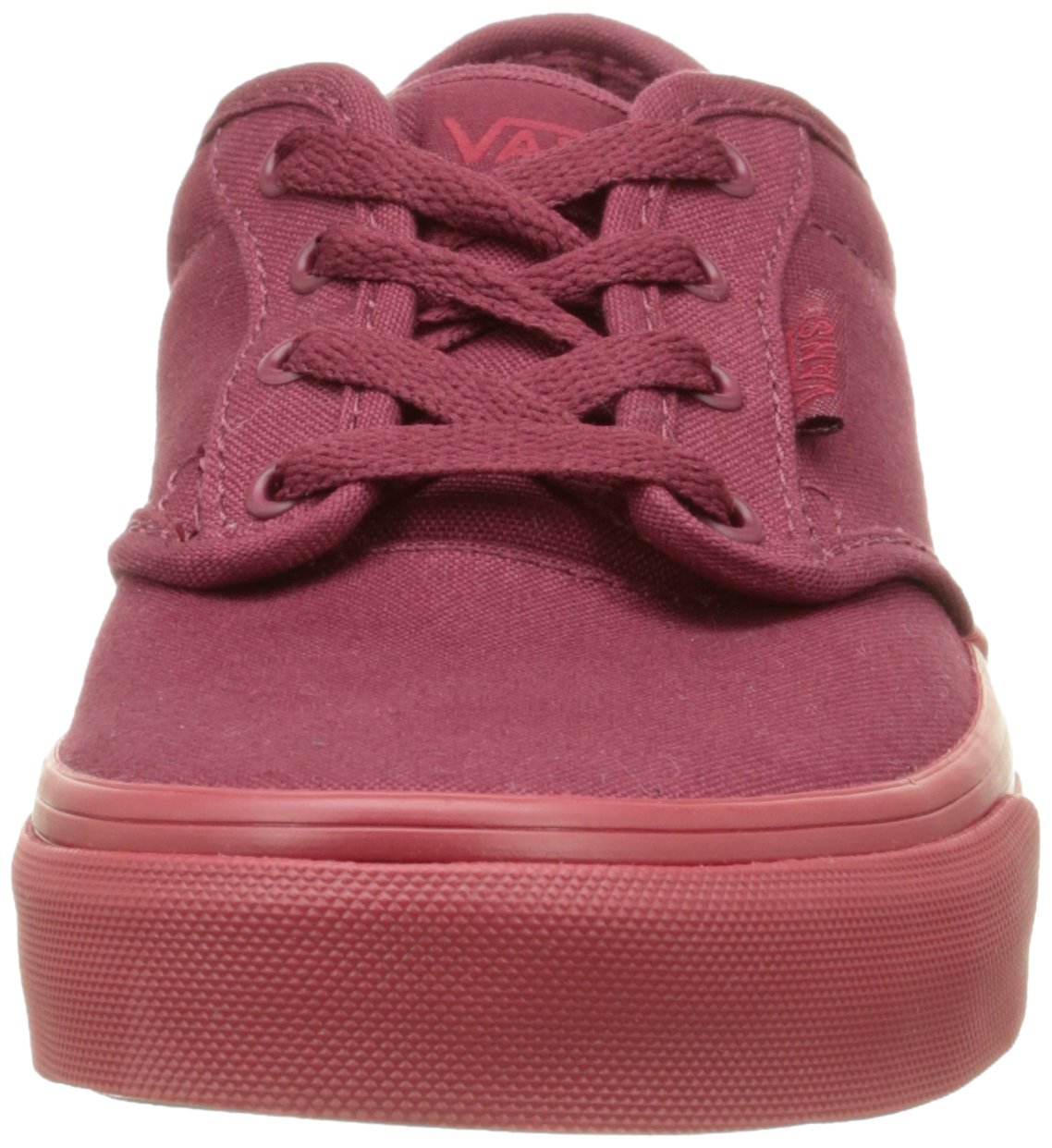 201f386a84 Vans - Vans Kid s youth Atwood Shoes Check Liner Burgundy Sneakers (6.5) (7 M  US Big Kid) - Walmart.com