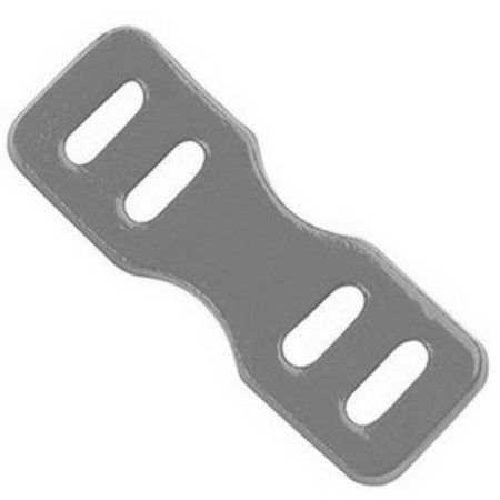 Cliff Keen Wrestling Chin Strap Pad - Silver
