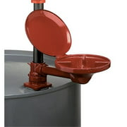 Wesco Industrial 272211 Drip Pan - One Nipple 4 inch Overall