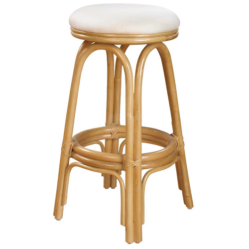 Hospitality Rattan Carmen 24'' Swivel Bar Stool