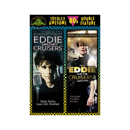 Eddie & The Cruisers / Eddie & The Cruisers 2 (Eddie And The Cruisers 2 Eddie Lives)