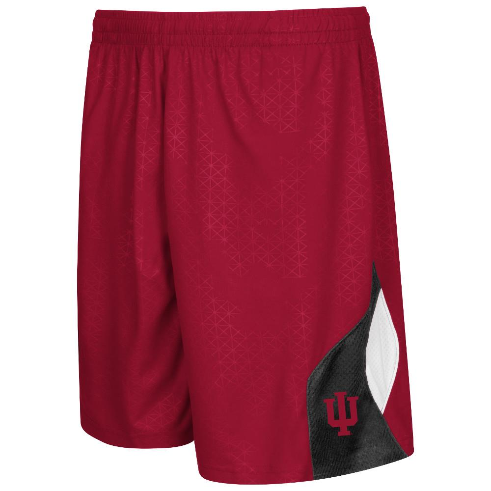 Youth NCAA Indiana Hoosiers Basketball Shorts (Team Color)