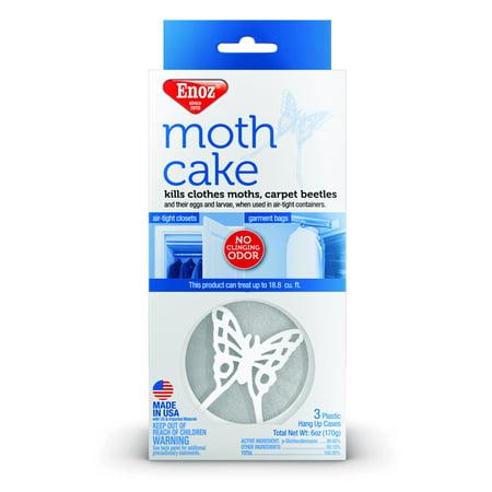 Enoz Moth Case 3pk
