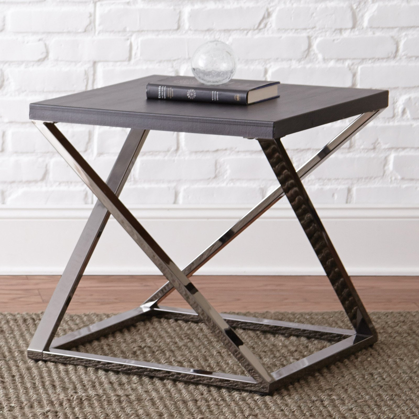 Steve Silver Aegean End Table by Steve Silver Company