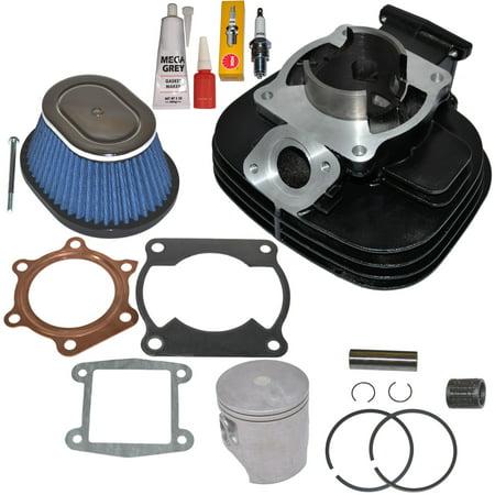 Yamaha Parts Dealer - Top Notch Parts Yamaha Blaster 200 YFS200 Cylinder Piston Gasket Air Filter Top End Kit Set