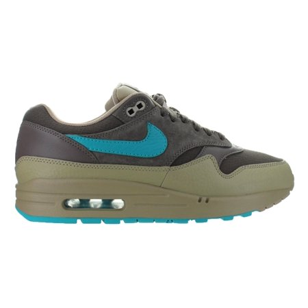 newest 615bb 66fc5 NIKE - Mens Nike Air Max 1 Premium Ridgerock Turbo Green Kha