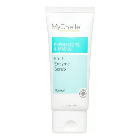 Mychelle Fruit Enzyme Face Scrub, 2.3 Oz