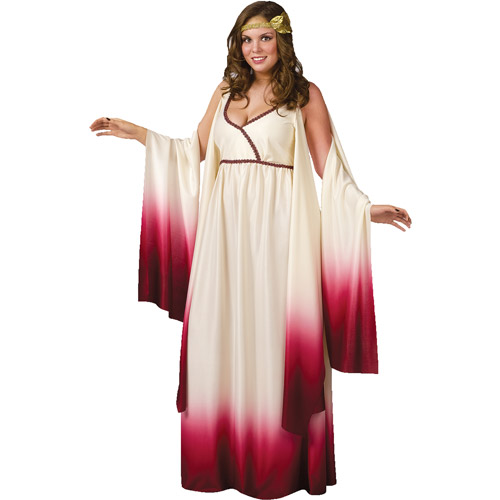 Goddess Of Love Adult Plus Halloween Costume, Size: 16W-20W - One Size