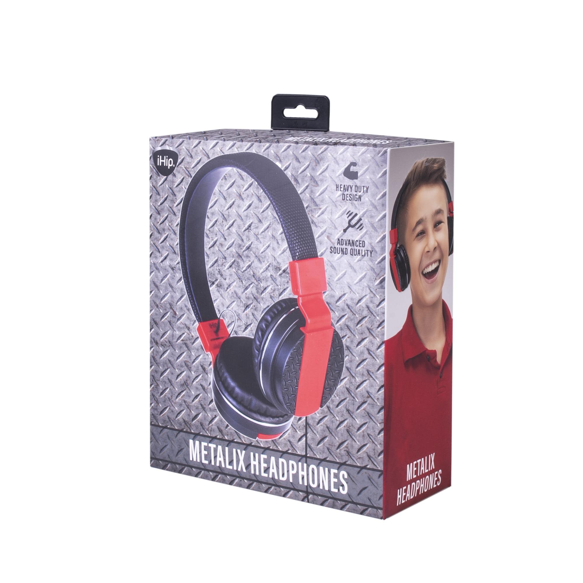Ihip Metalix Wired Headphones